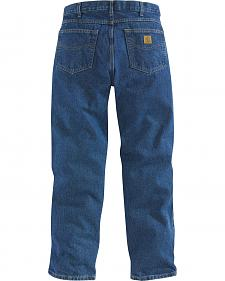 Carhartt Men's Relaxed Fit Tapered Leg Jeans