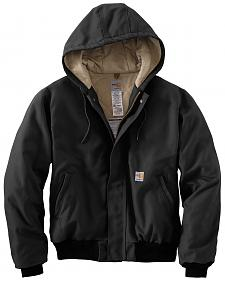 Carhartt Flame-Resistant Duck Active Hooded Jacket - Big & Tall