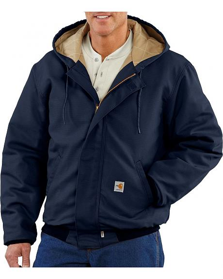 Carhartt Flame-Resistant Midweight Active Hooded Jacket