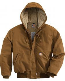 Carhartt Flame-Resistant Midweight Active Hooded Jacket - Big & Tall