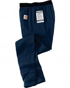 Carhartt Men's Flame-Resistant Base Force Cold Weather Bottoms - Big & Tall