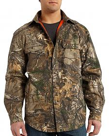 Carhartt Men's Wexford Camo Shirt Jacket - Big & Tall