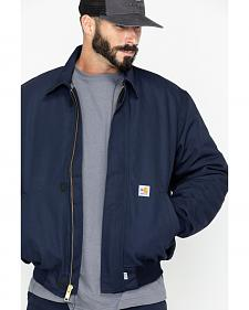 Carhartt Men's Flame-Resistant Duck Bomber Jacket - Big & Tall