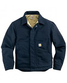 Carhartt Men's Flame-Resistant Canvas Dearborn Jacket - Big & Tall