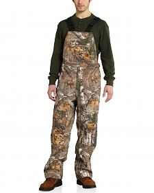 Carhartt Men's Camo Shoreline Bib Overalls - Big & Tall