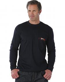 Cinch WRX Flame-Resistant Long Sleeve Logo T-Shirt