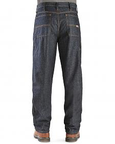 "Cinch Men's Blue Label Carpenter WRX Flame Resistant Jeans - 38"" Inseam"