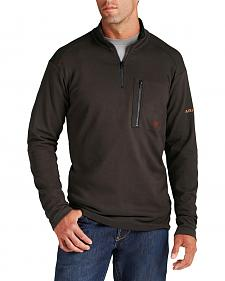 Ariat Flame Resistant Quarter Zip Long Sleeve Shirt