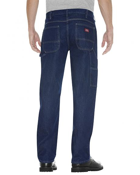 Dickies Relaxed Fit Carpenter Jeans - Big and Tall