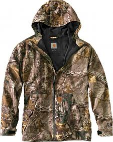 Carhartt Men's Camo Force Equator Jacket