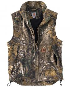 Carhartt Men's Quick Duck Camo Vest