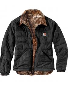 Carhartt Men's Woodsville Reversible Camo Jacket