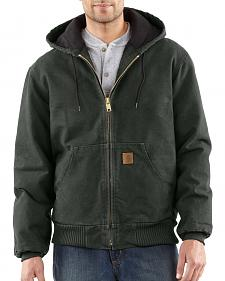 Carhartt Men's Sandstone Duck Active Jacket