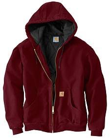 Carhartt Men's Sandstone Duck Active Jacket