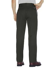 Dickies Men's Original 874® Olive Work Pants - Big & Tall