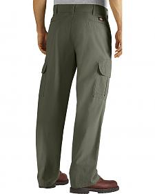 Dickies Relaxed Fit Straight Leg Cargo Duck Pant