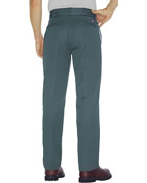 Dickies Mens Original 874 Green Work Pants