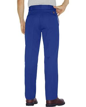 Dickies Mens Original 874 Royal Blue Work Pants
