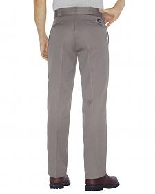 Dickies Men's Original 874® Silver Work Pants