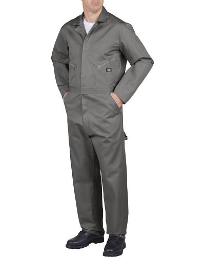 Dickies Deluxe Cotton Coveralls Western & Country 48700GY