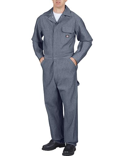 Dickies Fisher Stripe Coveralls Western & Country 48977FS