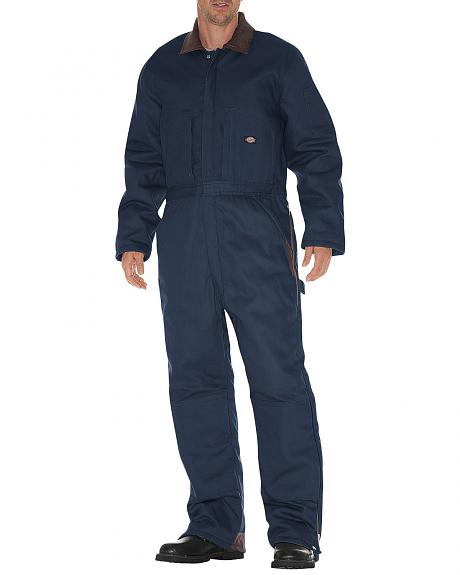 Dickies Duck Insulated Coveralls