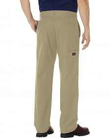 Dickies Flex Regular Straight Fit Double Knee Work Pants