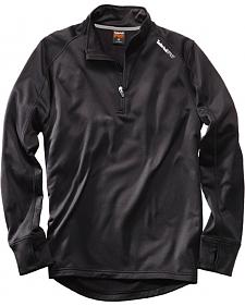 Timberland Pro Men's Understory 1/4-Zip Fleece Shirt
