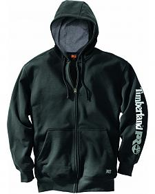 Timberland Pro Men's Hood Honcho Water-Repellent Full-Zip Hoodie