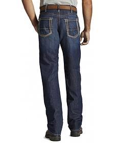 Ariat Men's Fire-Resistant M4 Bootcut Work Jeans