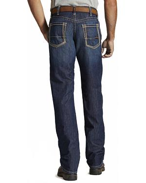 Ariat Mens Fire-Resistant M4 Bootcut Work Jeans