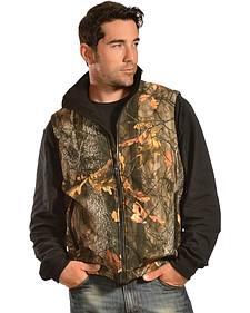 Gibson Trading Co. Men's Camo vest