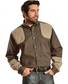 Gibson Trading Co. Men's Long Sleeve Shooting Shirt