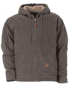 Berne Washed Hooded Work Coat - 3XL and 4XL