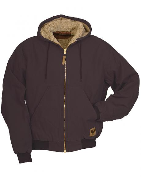 Berne High Country Hooded Jacket - Sherpa Lined - 3XL and 4XL