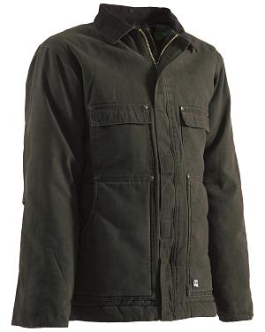 Berne Bark Original Washed Chore Coat