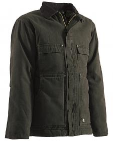 Berne Original Washed Chore Coat - Tall Sizes
