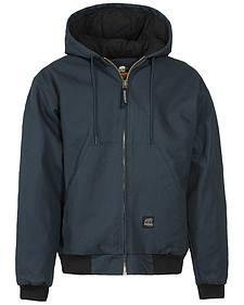 Berne Duck Original Hooded Jacket - 3XL and 4XL
