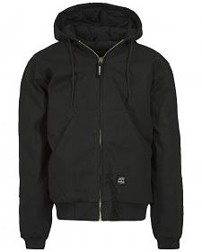 Berne Duck Original Hooded Jacket - 3XL and 4XL