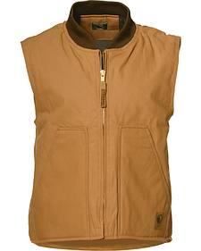 Berne Workman's Vest - Quilt Lined - 3XL and 4XL