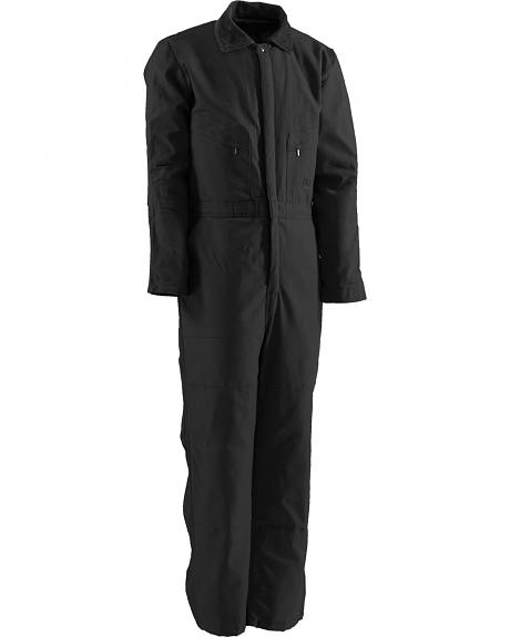 Berne Duck Deluxe Insulated Coveralls - Short 5XL and 6XL