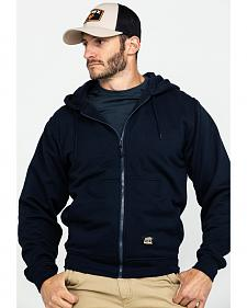 Berne Original Hooded Sweatshirt - 3XL and 4XL