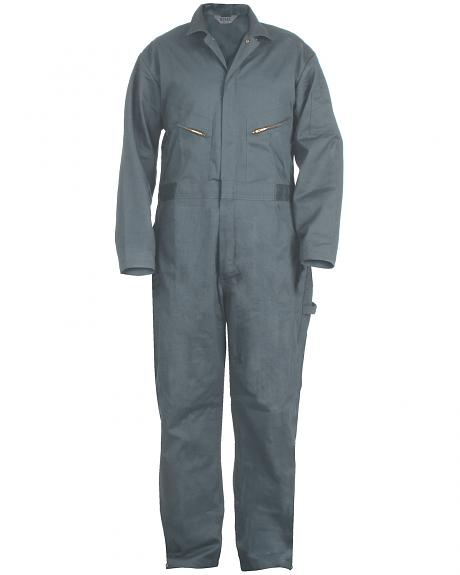 Berne Deluxe Unlined Coveralls - Tall Sizes