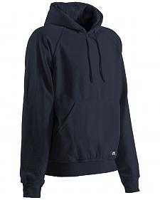 Berne Original Fleece Hooded Pullover - Tall 3XT and 4XT