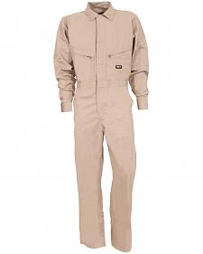 Berne Flame Resistant Deluxe Coveralls - Extra Tall Sizes