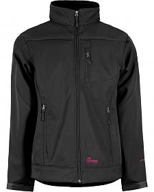 Berne Women's Eiger Softshell Jacket - 3X & 4X