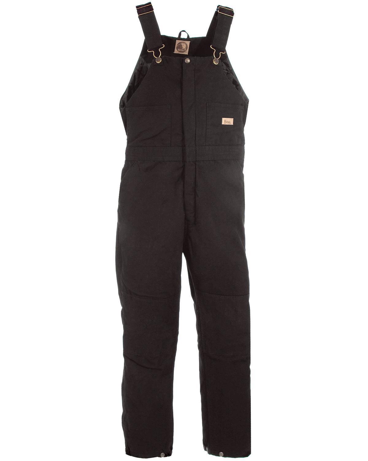 Berne Women's Washed Insulated Bib Overalls Regular ...