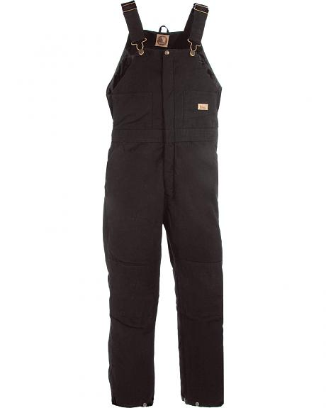Berne Women's Washed Insulated Bib Overalls - 3X & 4X Tall