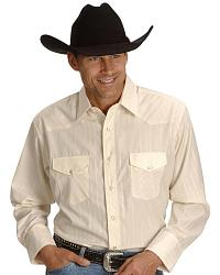 Wrangler Western Shirt at Sheplers