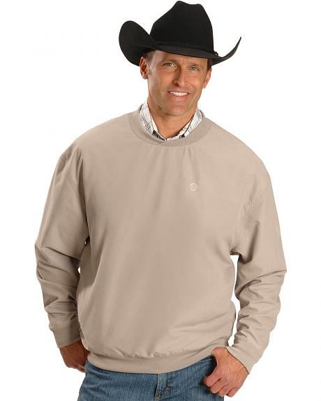 Wrangler George Strait Tan Wind Shirt